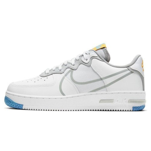 Nike Air Force 1 React (CT1020-100) [1]