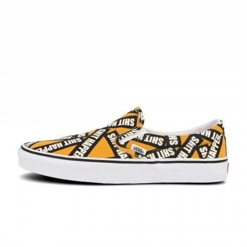 Vans Classic Slip-On Shit Happens (38WTX1) [1]