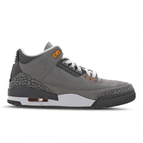"""Nike Jordan Air Jordan 3 Retro """"Cool Grey"""" (CT8532-012) [1]"""