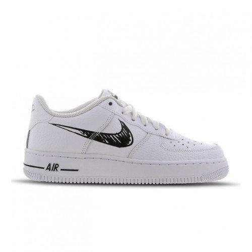 Nike Air Force 1 Low Kids (GS) (DM3177-100) [1]