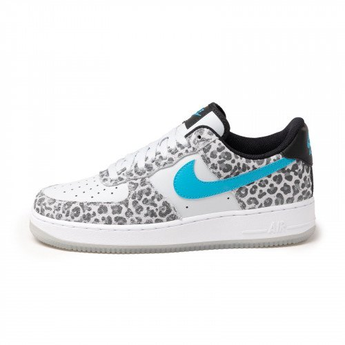 """Nike Wmns Air Force 1 '07 PRM """"Leopard"""" (DJ6192-001) [1]"""