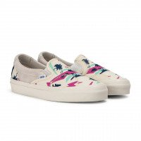 Vans Classic Slip-On Bricolage LX Embroidered Palm (VN0A45JXVM41)