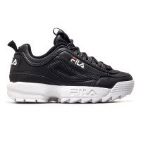 Fila Wmn Disruptor Low (1010302-25Y-BLACK)