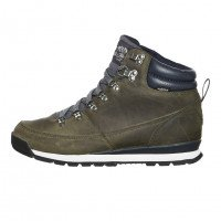 The North Face Back To Berkeley Redux Leather Boots (NF00CDL0H73)