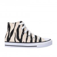 Converse Chuck Taylor All Star Zebra HI Kids (366296C)